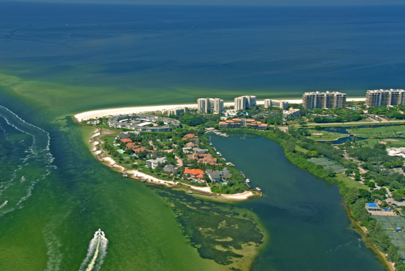 Beach Front Homes Longboat Key
